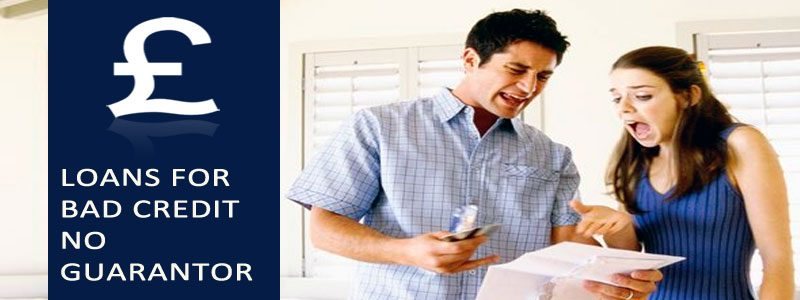 Loans for Bad Credit People Bring More Benefits with No Guarantor Option