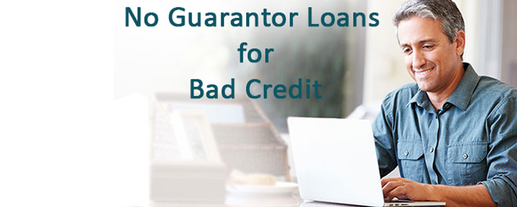 Bad Credit No Guarantor Loans