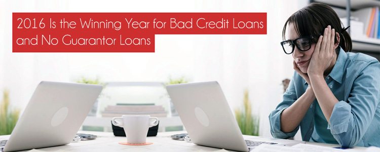 Bad Credit Loans without Guarantor