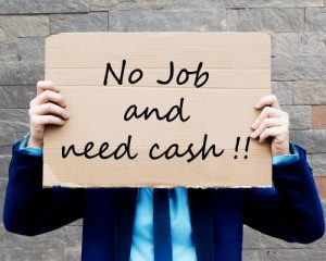 short term loans for unemployed