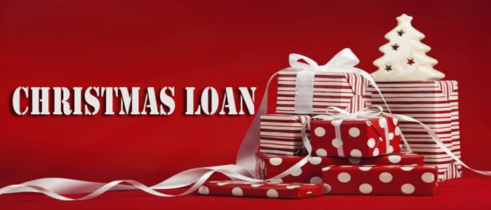 chrismas loan
